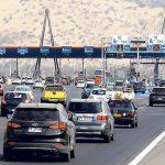 Peajes Ruta 68 Viña del Mar - Santiago Rent a Car