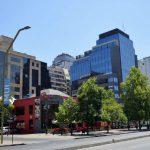 Arriendo de autos en Santiago de Chile - Barrio Vitacura