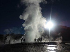 Rent a Car - Arriendo de autos - Geiseres del Tatio - San Pedro de Atacama