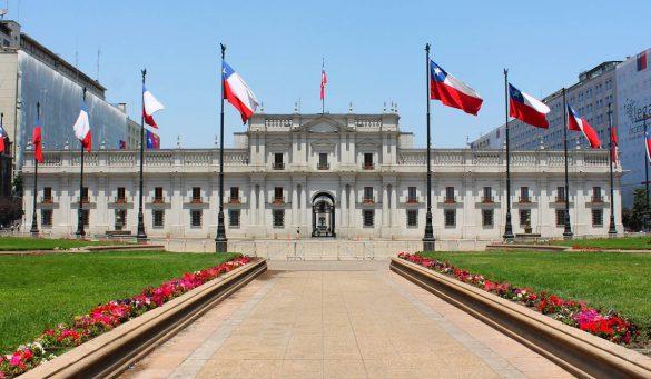 Rent a Car en Santiago - Arriendo de autos - Palacio La Moneda
