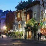 Rent a Car en Santiago de Chile - Barrio Lastarria