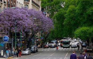 Palermo, Buenos Aires - Av. Santa Fé