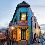 Rent a Car en Buenos Aires - Barrio La Boca