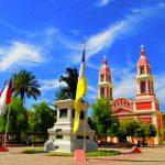 Plaza de los Héroes en Rancagua
